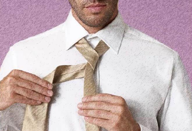 Как правильно завязывать галстук: читайте в журнале MENS-LOOK.ru