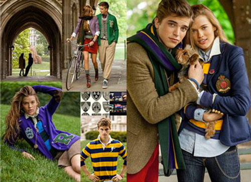 Ralph Lauren Rugby fall winter 2012 2013 campaign Look 2