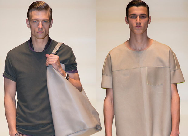 Mens t-shirts Gucci spring-summer 2014