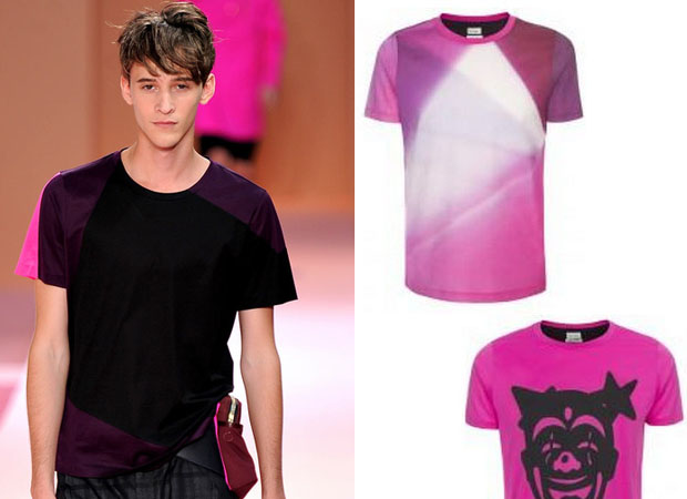 Mens t-shirts Paul Smith spring-summer 2014