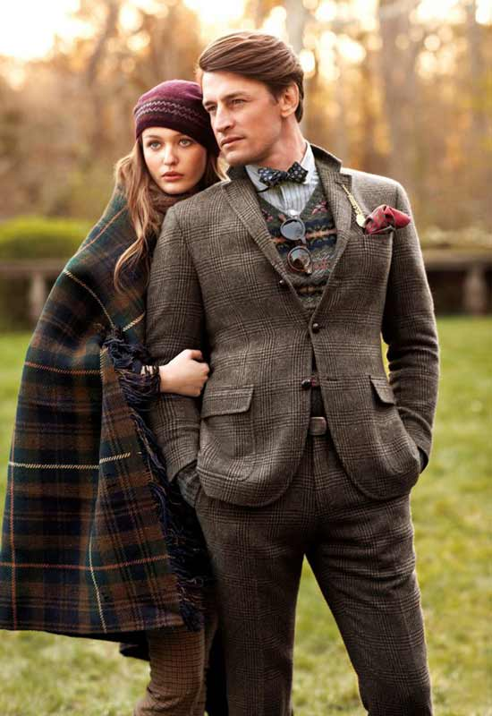 Tradition Look Polo Ralph Lauren Fall-2012